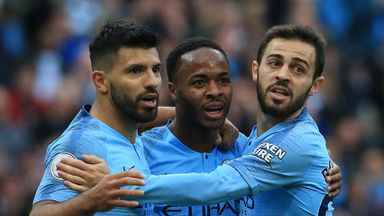 'A routine win for Man City'
