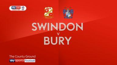 Swindon 1-2 Bury