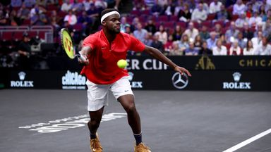 Tiafoe wins epic rally