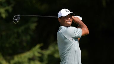 Woods 'exceeded' his goals