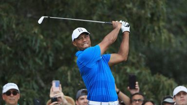 Golf 'needs Tiger at his best'