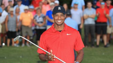 Jacklin: World of golf loved Tiger win