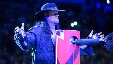Kane to be in Undertaker's corner