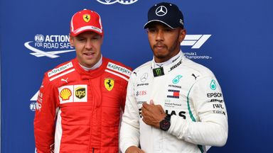 F1's Fight for 5