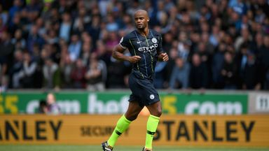 Kompany: City ready for Liverpool test