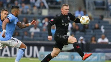 Rooney scores as DC draw