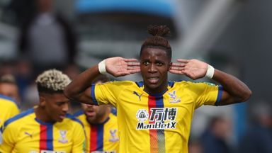 Howe: Palace are more than just Zaha