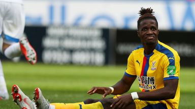 Rafa urges FA to review Zaha comments