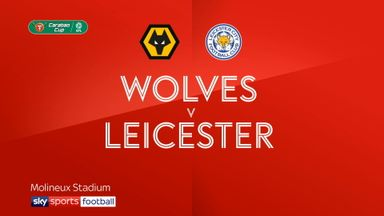 Wolves 0-0 Leicester (1-3 pens)