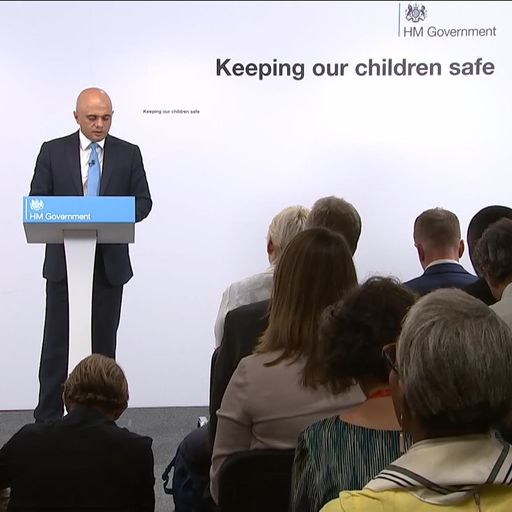 Home Secretary tells Google to do more over child abuse