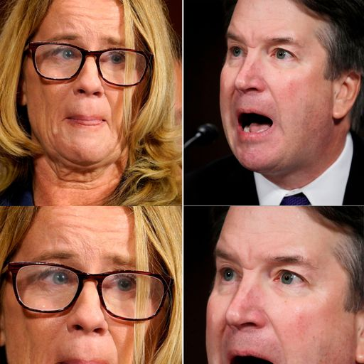 Dr Ford's testimony and Judge Kavanaugh's rebuttal