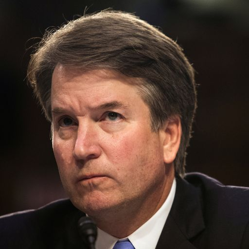 Brett Kavanaugh shares 1982 calendar pages with Senate Judiciary Committee
