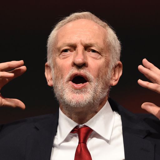 Labour conference: Jeremy Corbyn spoke as if a general election is months away