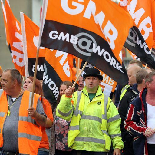 Major trade union backs second Brexit referendum