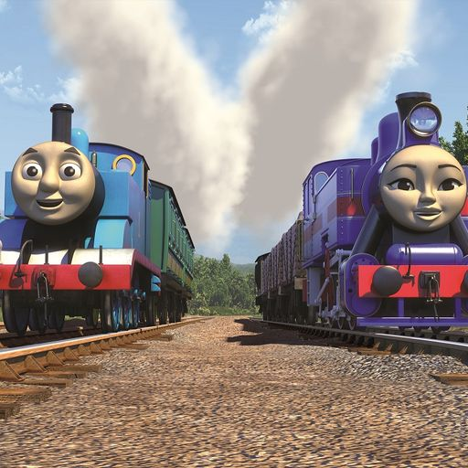 Thomas the Tank Engine's global friends