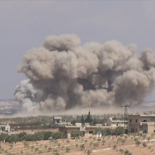 Deal for Idlib safe zone reached