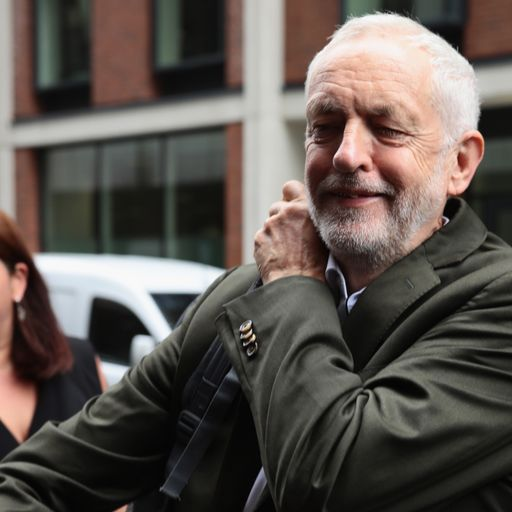 Corbyn has the power for a Brexit stitch-up