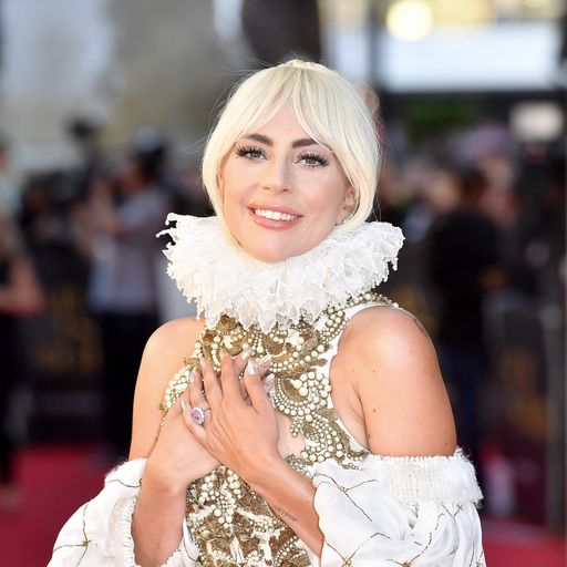 Lady Gaga: I was told to get a nose job