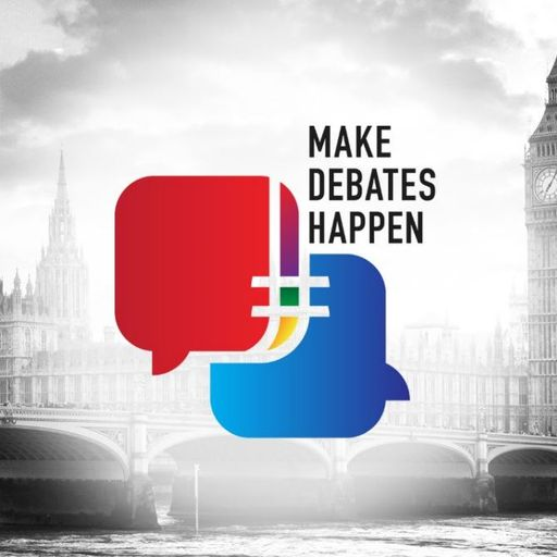 Sign here to force leaders to debate to debate on TV