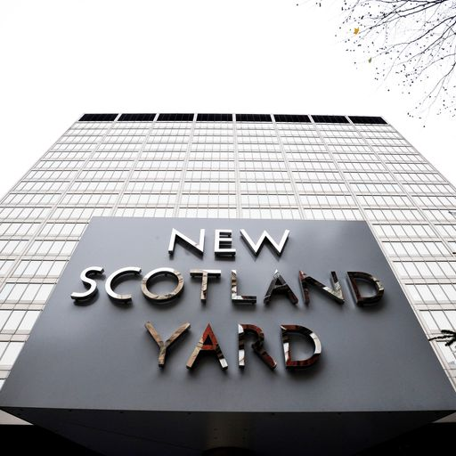 Met police 'at breaking point' as more than £1bn of property sold