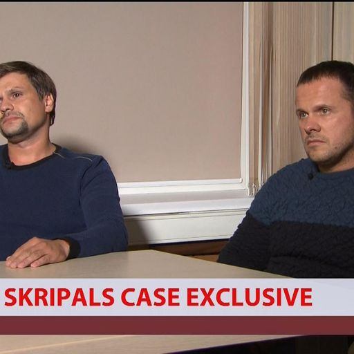 Novichok suspects say they had nothing to do with Salisbury poisoning