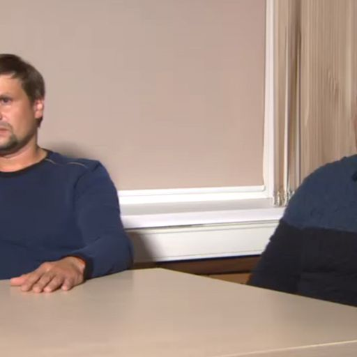 UK attacks novichok tourist claims