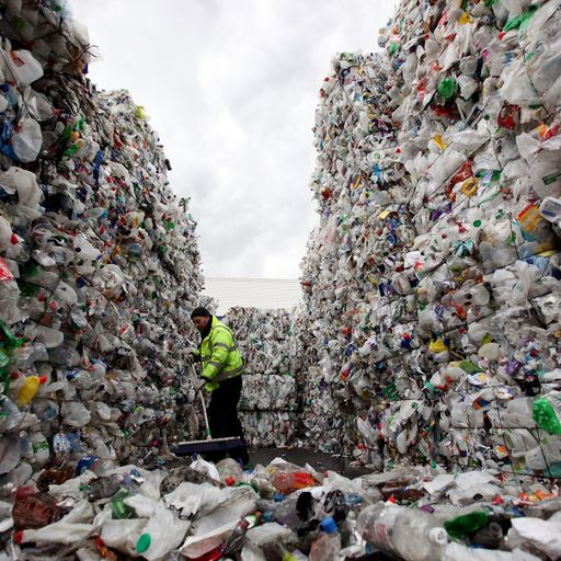 Manufacturers to pay full recycling costs in bid to stop waste