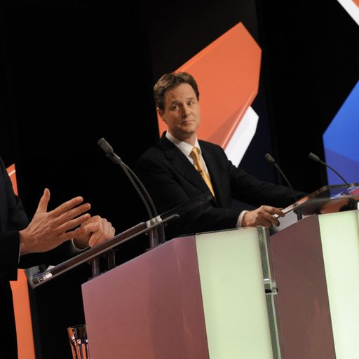 Sky Views: Why potential PMs must have election TV debates