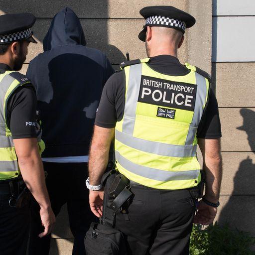 Police arrest 131 online sex offenders in one week