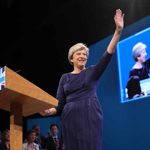 Conservative conference: The key questions for Theresa May's party