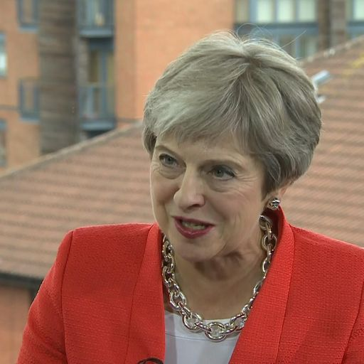 Theresa May hints she could compromise on Chequers plan in Brexit talks