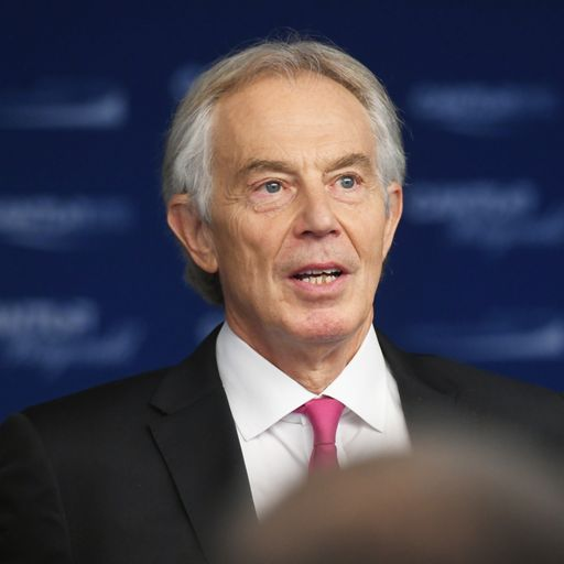 Blair: A new centrist party 'may be impossible'