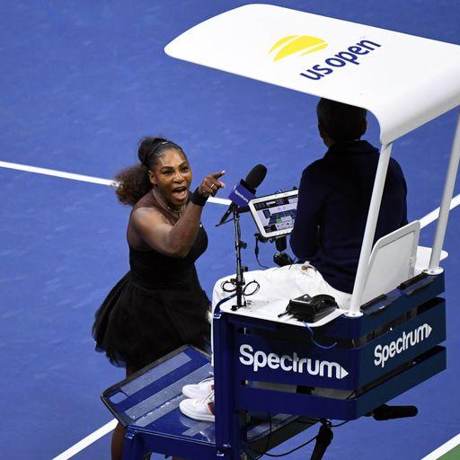 Paper's cartoon mocking Serena Williams branded 'racist'