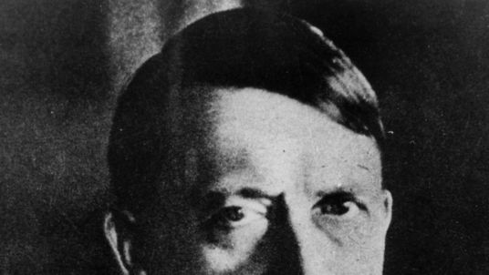 The candidate in Peru is named after Adolf Hitler