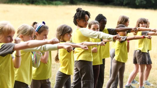 Girlguiding bosses have defended their decision on trans members
