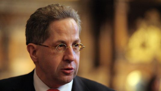 Hans-Georg Maassen has been moved from the BfV to the interior ministry
