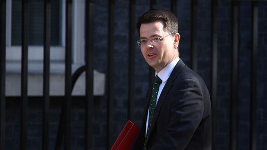 James Brokenshire insists there is no election on the horizon