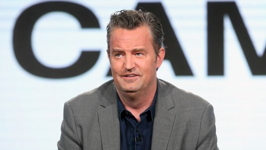 Matthew Perry has spent three months being treated for a ruptured bowel