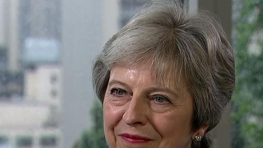 Theresa May evades the issue of TV debates, preferring to focus on Brexit