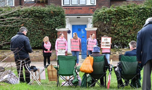 Appeal court upholds protest-free zone outside Marie Stopes abortion clinic in Ealing