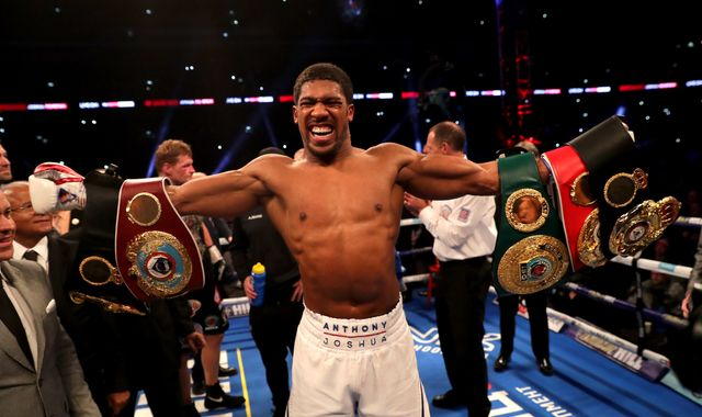 Anthony Joshua to face new opponent after Jarrell Miller fails drugs test