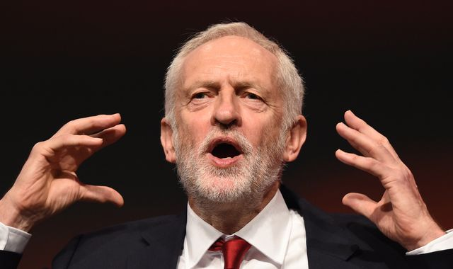 'I have huge support': Corbyn to attack rebels and defend leadership