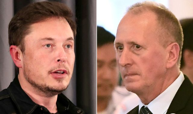 Musk claims 'pedo guy' slur about Thai cave diver unintended