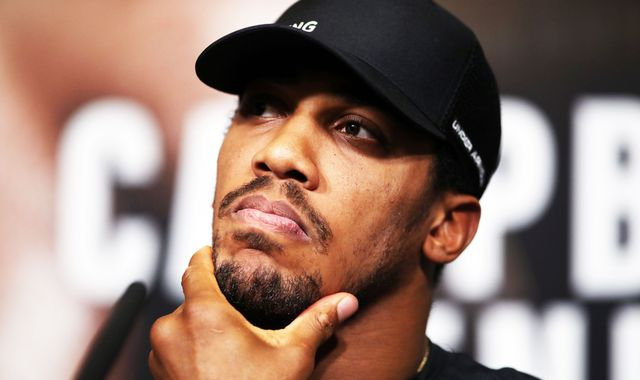 Joshua vs Miller: Live stream Anthony Joshua's first press conference with Jarrell Miller