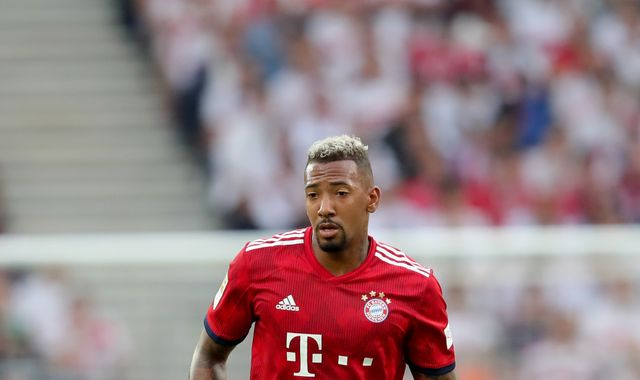 Jerome Boateng ruled out of Liverpool Champions League tie