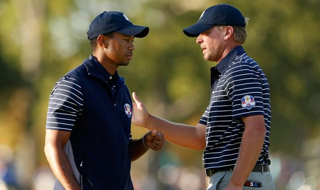 Tiger Woods admits Steve Stricker was 'overwhelming' choice as Ryder Cup captain