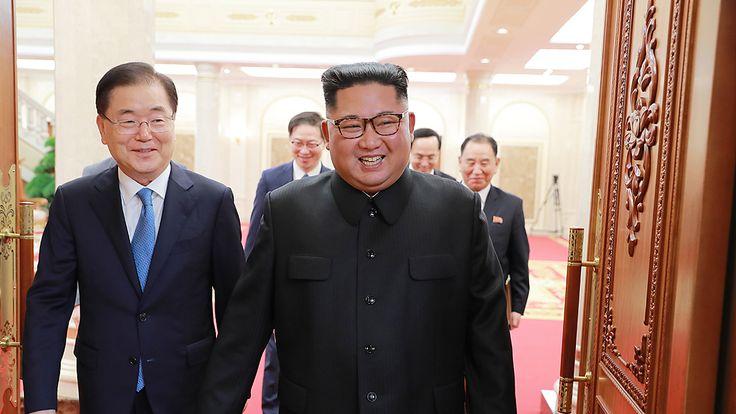 Kim Jong Un hasexpressed a 'sense of frustration', South Korean officials say