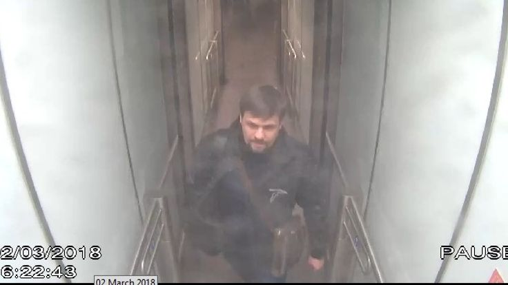 CCTV2 = image of 'Boshirov' at Gatwick airport at 15:00hrs on 02 March 2018