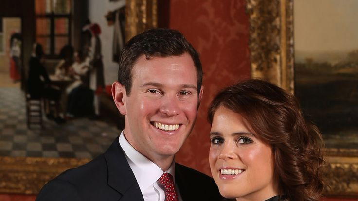 Princess Eugenie and Jack Brooksbank have announced new details of their upcoming wedding