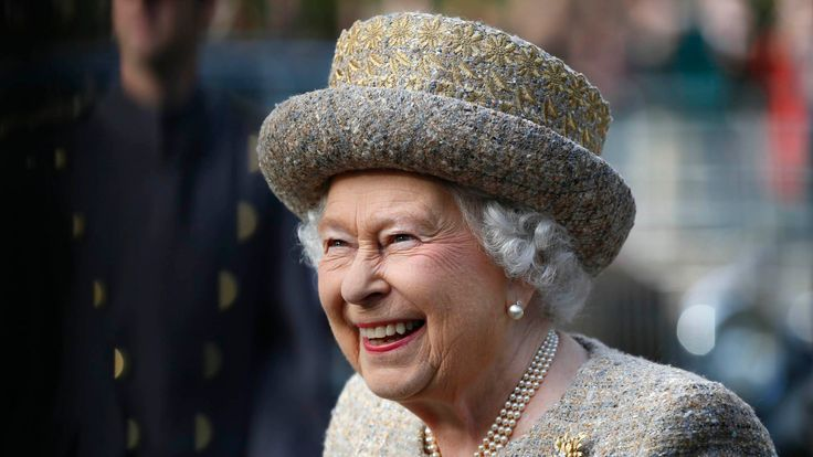 The Queen will celebrate her platinum jubilee in 2022
